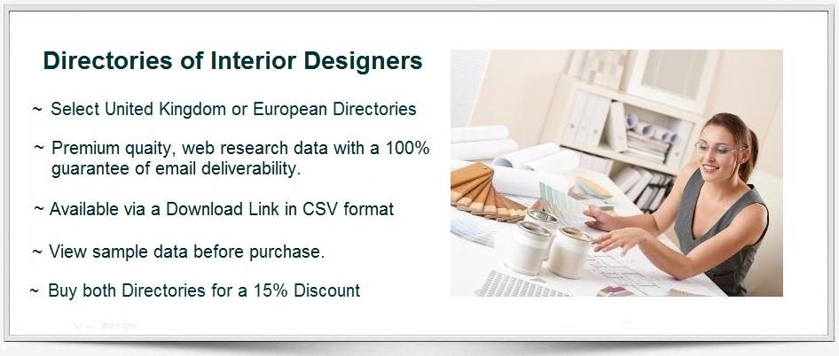Interior Designers UK Europe